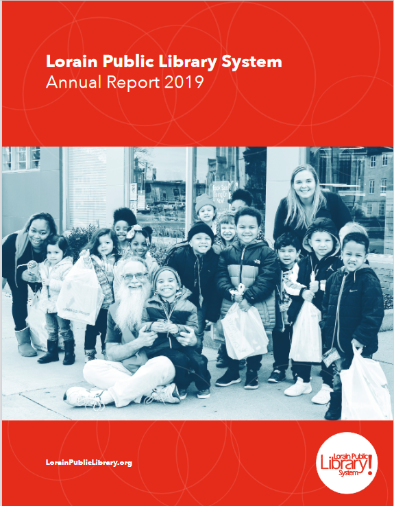 2019 Annual Report Booklet Cover