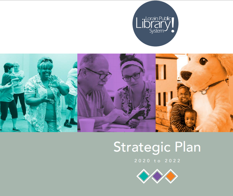 2020 to 2022 Strategic Plan Booklet Cover
