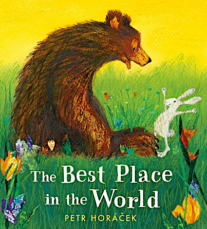 Storybook Trail July 2021 - The Best Place in the World, Written and Illustrated by Petr Horacek