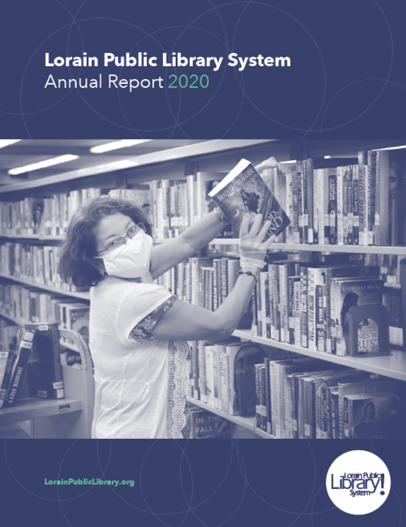 2020 Annual Report Booklet Cover