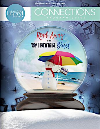 Cover of the Winter Connections Magizine