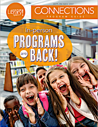 Cover of the Fall 2021 Connections Magazine