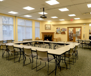 Photo of Columbia-Meeting Room A