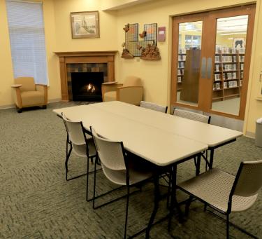 Photo of Columbia-Meeting Room B