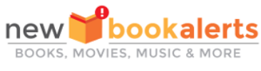 New Book Alerts Logo  - Book with !