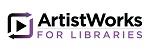 Artist Works Logo