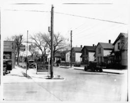 Photo of Toni Morrison's street